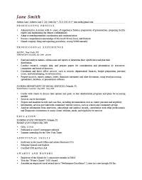 Art Resume Examples Director Creative Sample Download Professional Profile
