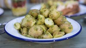 WILL GILSON POTATO SALAD Will Gilsons Fingerling Potato Salad With Mustard And Herbs