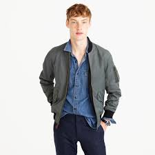Wallace & Barnes Ma-1 Bomber Jacket : Men's Coats & Jackets | J.Crew Wallace Barnes Corblock Bomber Jacket Men Coats Jackets Jcrew Cottontwill Bomber Jacket In Black For Wide Eyes Tight Wallets Mens Fall And Winter Casual Jackets Lined Gransden Green Lyst Flight Sherpacollar Wool Shelingcollar Spring Menswear Button Downs Feel The Power Of Womens Leather Accsories 23 Best Images On Pinterest Bombers
