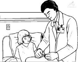 Doctor For Coloring Pages Printable
