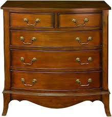 Vaughan Bassett Dresser Drawer Removal by Accents Beyond Bow Front Hall Chest E 1247 Accents Beyond Bow