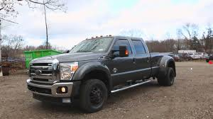 2015 Ford F350 Super Duty 4x4 Ultimate Lariat Dually Diesel For Sale ...