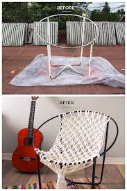 Living Accents Folding Hammock Chair by Diy Macrame Hammock Chair Hammock Chair Balconies And Decking