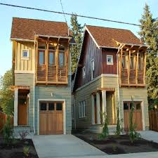 Small Narrow House Plans Colors The Principle Of Narrow House Plans Is Building A House With A