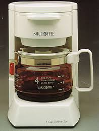 Mr Coffee ADC 4 Cup Coffeemaker