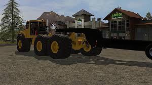 100 Rock Trucks VOLVO A40G SEMI ROCK TRUCK V10 TRUCKS Farming Simulator 2015 15 Mod