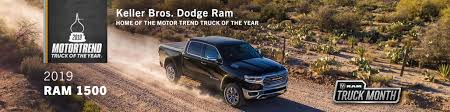 100 Motor Trend Truck Of The Year History Keller Bros Dodge Ram Ram Dodge Dealership In Lititz PA