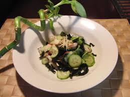 Japanese Pumpkin Salad Recipe by Tako No Sunomono Octopus Salad Recipe Japanese Recipes Japan