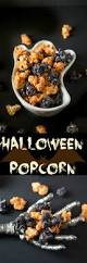 Halloween Candy Dish With Lid by Halloween Popcorn Culinary Ginger
