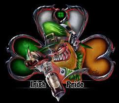 Irish Pride By SkyFinch