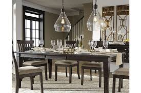 Alexee Dining Room Table Ashley Furniture HomeStore Throughout Design 14