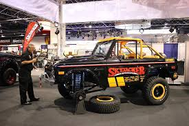 SEMA 2014: Skyjacker Celebrates Forty Years With Badass Bronco - Off ...