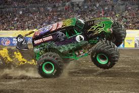 100 Monster Trucks El Paso Jam Grave Digger Schematic Diagram