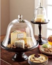 Cake Stand Cheese Dome