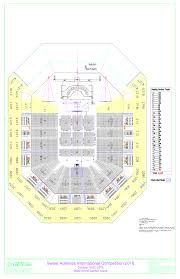 mgm grand garden arena floor plan