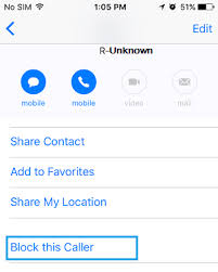 How to Block Phone Numbers iPhone
