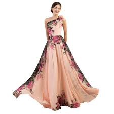 plus size formal floral dress