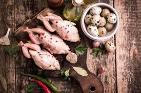 comment cuisiner des cailles cuisiner la caille recettes avec cailles regal