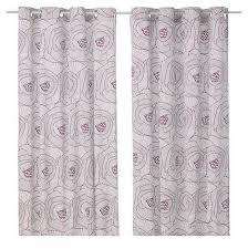 Ikea Sanela Curtains Red by Ikea Curtains Purple Decorate The House With Beautiful Curtains
