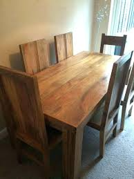 Wooden Table Chairs Mango Wood Dining Room Tables And For Sale On