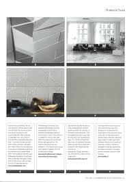 100 Contemporary Design Magazine Stone Tile