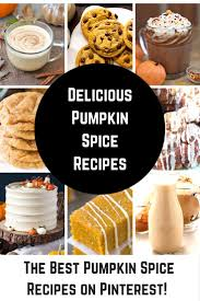 Pumpkin Spice Kahlua Drinks by Best Pumpkin Spice Recipes These Fall Recipes Will Rock Your World