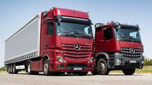 100 New Century Trucking MercedesBenz Actros Truck Gains Semiautonomous Driver