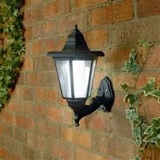 outdoor garden wall lights solar led outdoor wall lantern lights