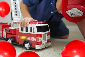 Fire Truck Birthday Parties