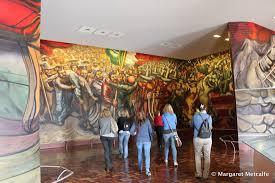 David Alfaro Siqueiros Murales by Murals Castillo De Chapultepec