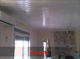 comment installer un plafond