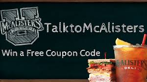 Mcalister's Coupon Code Shiptime Stco Coupon Bombay Chopstix Richardson Coupons Mcalisters Guest 5 Restaurant Survey Holiday Bonus Buy A Gift Card Get Freebie At These Associated Whosale Grocers Coupons 1 Promo Coupon 20 Off Foodsby Code For Existing Customer Dec 2019 Theme Wordpress Slate By Eckothemes Greathostuponcom Localflavorcom Mcalisters Deli 10 For Worth Of You Can Take Value Village Listens Survey Seamless Perks Delivery Deals Codes And Free Birthday Meals W Food On Your Discount Tire Cordova Annah Hari Dh Code