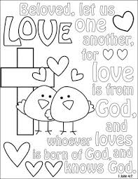 Creative Designs Love Your Neighbor Coloring Page 184 Best Childrens Bible Activity Sheets Images On Pinterest