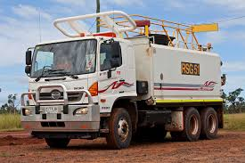 100 Water Truck Hino FM2630 300hp Reay Group Pipe Civil