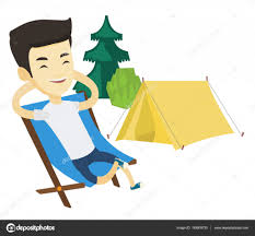 Man Sitting In Folding Chair In The Camp. — Stock Vector ... Deckchair Garden Fniture Umbrella Chairs Clipart Png Camping Portable Chair Vector Pnic Folding Icon In Flat Details About Pj Masks Camp Chair For Kids Portable Fold N Go With Carry Bag Clipart Png Download 2875903 Pinclipart Green At Getdrawingscom Free Personal Use Outdoor Travel Hiking Folding Stool Tripod Three Feet Trolls Outline Vector Icon Isolated Black Simple Amazoncom Regatta Animal Man Sitting A The Camping Fishing Line