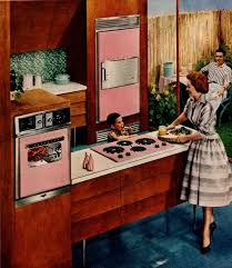 1960s Inspiration Kitchens