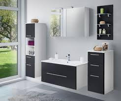 badezimmer regal hängend viva in schwarz seidenglanz wandregal 35 x 68 cm hängeregal