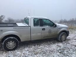 100 Game Warden Truck Kansas Warden Nearly Hits Deer With Patrol Truck TriCity Herald