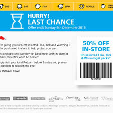 50% Off On Selected Flea, Tick And Worm 6 Pack Tablets. (Petbarn ... Pets Barn Petsbarnstore Twitter Amazoncom Petmate Pet Dog Houses Supplies Salem Supply Archives Best Coupons Magazine Thundershirt We Just Changed Walks Forever 25 Memes About And Kid 10 Off Lowes Coupon Rock Roll Marathon App Kh Products Selfwarming Crate Pad Xsmall Tan Robbos 20 Everything Instore Dandenong South The Barn From Charlottes Web Is On Sale Business Insider