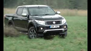 100 Fiat Pickup Truck 2017 Fullback Offroad Test YouTube