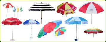 Promotional Umbrellas Marketing Advertising Garden Umbrella Tensile