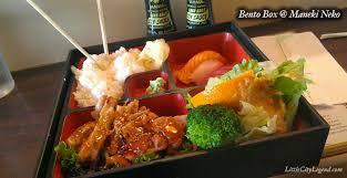 A Bento Box Is Basically With Different Compartments Giving You Variety Of Lunch Foods In Separate Sections The