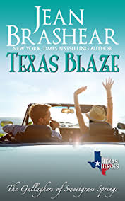 Texas Blaze The Gallaghers Of Sweetgrass Springs Book 5
