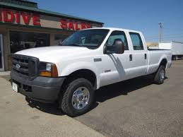 100 Used Truck Values Nada 2006 Ford Super Duty F350 SRW XL Glendive MT Glendive Sales Corp