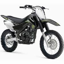 Kawasaki 150cc Dirt Bike KLX140L Monster Energy