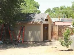 8x12 Storage Shed Kit by Building A Costco Shed Kit Youtube