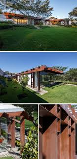 100 Homes Made Of Steel Arquitectura X Have Designed A Single Level Home And