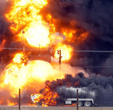 Fracking Tanker Launched Into The Air After Being Struck By ... Investigators Looking Into Cause Of Truck Explosion While Crew Was Tanker With 9000 Gallons Gas Overturns Explodes Portland Food Explodes Kobitv Nbc5 Kotitv Nbc2 Pickup Next To Southcrest Apartments The San Diego Propane Tanker Flames On I40 Kforcom Takata Troubles Worsen As Kills Texas Woman Watch Tipped Engulf Highway In Cnn Video Fire More Than 100 People Gerianile Ohp Man Pulls Driver From Burning Fedex After Crash Us Syria Dozens Killed Fuel Truck Explosion Airstrikes Near Eric Sniders Sort Boring Blog Party Whole Road Engulfed Ethanol Erupts Following
