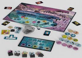 Board Game DrShark Multiple Language Edition