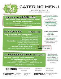Floor Agave Taco Bar Federal For Menu In Agave Taco Bar Menu To ...